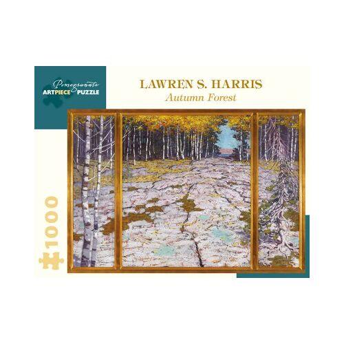 Pomegranate Lawren S. Harris - Autumn Forest 1000 Teile Puzzle Pomegranate-AA1020