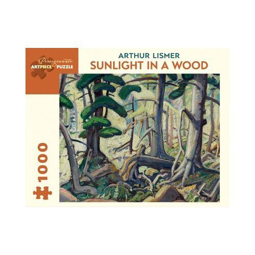Pomegranate Arthur Lismer - Sunlight in a Wood, 1930 1000 Teile Puzzle Pomegranate-AA847