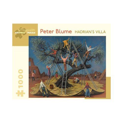 Pomegranate Peter Blume - Hadrian's Villa, 1958 1000 Teile Puzzle Pomegranate-AA865