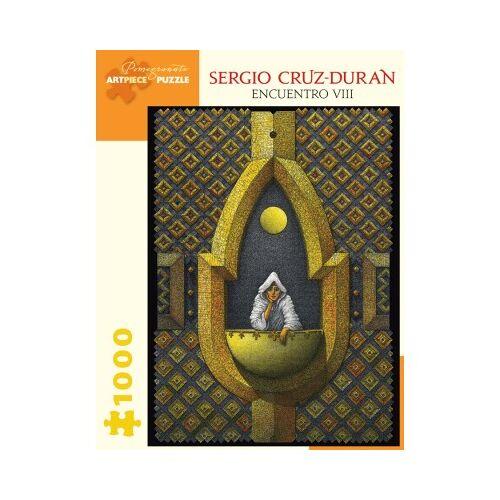 Pomegranate Sergio Cruz-Duran - Encuentro VIII, 2011 1000 Teile Puzzle Pomegranate-AA898