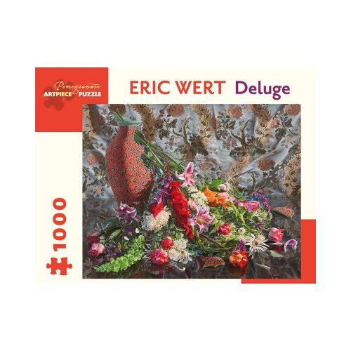 Pomegranate Eric Wert - Deluge, 2010 1000 Teile Puzzle Pomegranate-AA981