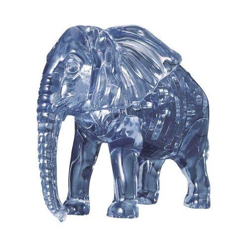 HCM Kinzel 3D-Puzzle aus Plexiglas - Elefant 40 Teile Puzzle HCM-Kinzel-59142