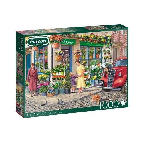 Falcon The Florist 1000 Teile Puzzle Jumbo-11297