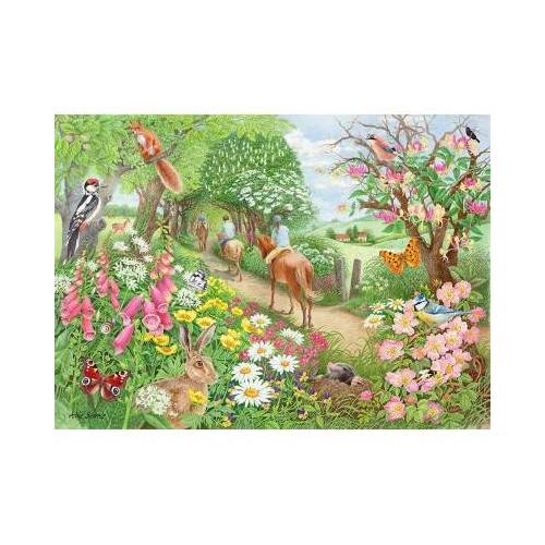Falcon An Afternoon Hack 1000 Teile Puzzle Jumbo-11288