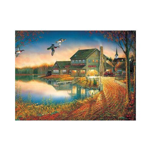 SunsOut Sam Timm - Duck Inn 1000 Teile Puzzle Sunsout-29037
