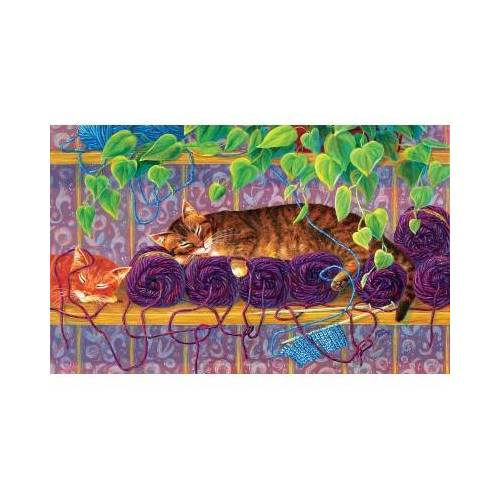 SunsOut XXL Teile - Our Work is Done Here 300 Teile Puzzle Sunsout-31621