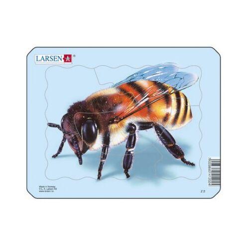 Larsen Rahmenpuzzle - Biene 5 Teile Puzzle Larsen-Z2-2