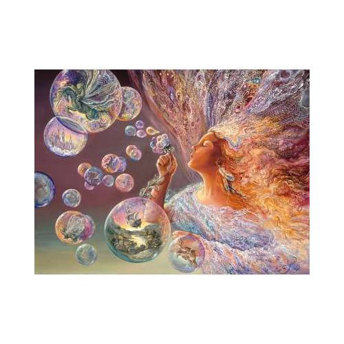 Grafika Bubble Flower 2000 Teile Puzzle Grafika-00896