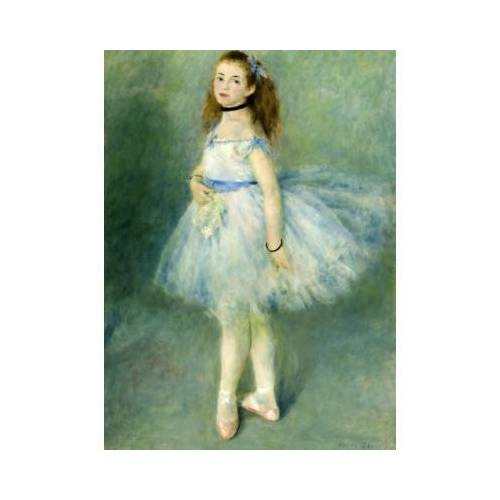Grafika Auguste Renoir: The Dancer, 1874 300 Teile Puzzle Grafika-01863