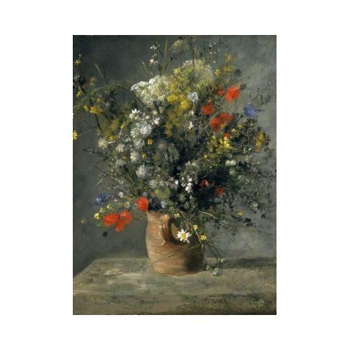 Grafika Auguste Renoir : Flowers in a Vase, 1866 300 Teile Puzzle Grafika-01873