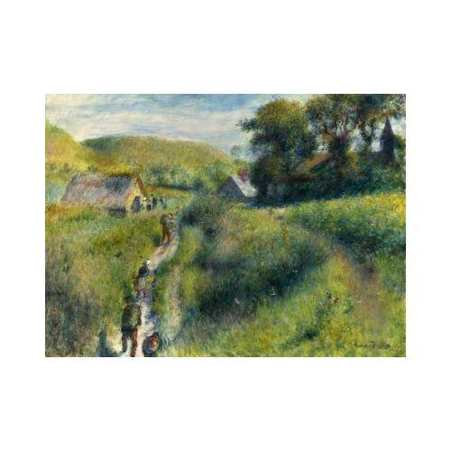 Grafika Auguste Renoir: The Vintagers, 1879 300 Teile Puzzle Grafika-01887