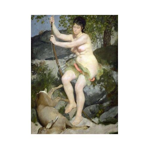 Grafika Auguste Renoir: Diana, 1867 300 Teile Puzzle Grafika-01890