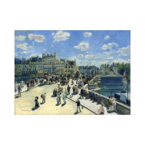 Grafika Auguste Renoir: Pont Neuf, Paris, 1872 300 Teile Puzzle Grafika-01911