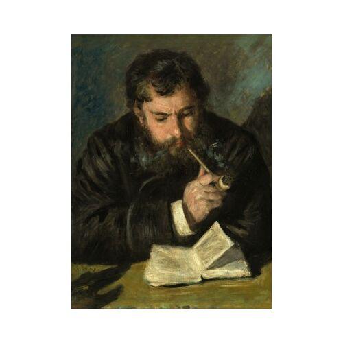 Grafika Auguste Renoir: Claude Monet, 1872 300 Teile Puzzle Grafika-01914