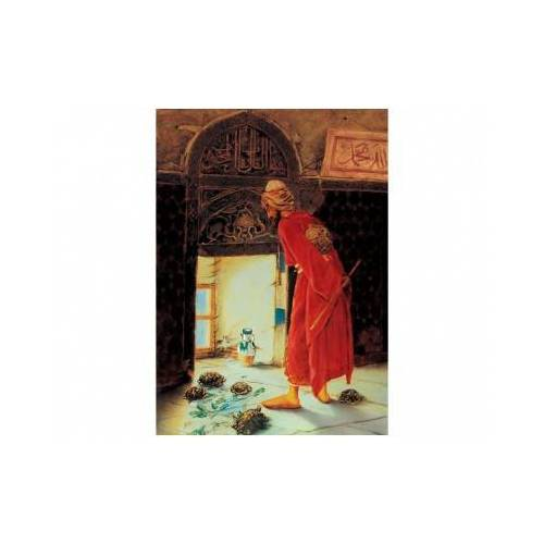 ART Puzzle Osman Hamdi Bey: Der Schildkrötenerzieher 1000 Teile Puzzle Art-Puzzle-4452