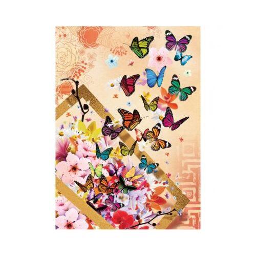 ART Puzzle Schmetterlinge 500 Teile Puzzle Art-Puzzle-4200