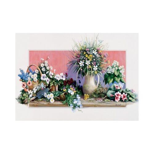 ART Puzzle Frühlingsblumen 500 Teile Puzzle Art-Puzzle-4208
