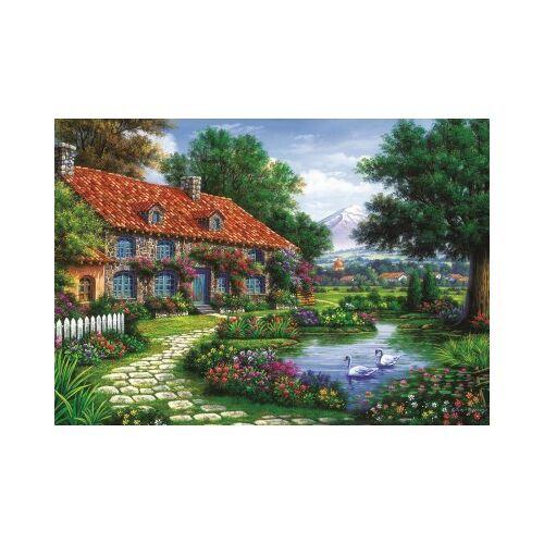 ART Puzzle Der Garten 1500 Teile Puzzle Art-Puzzle-4551