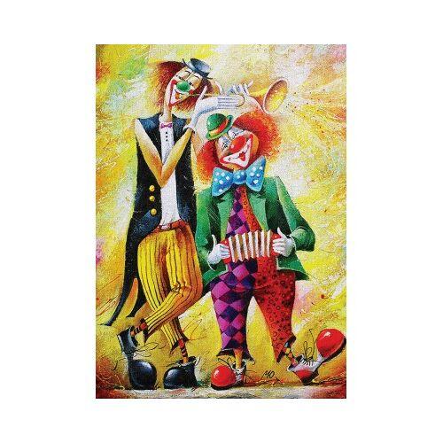 ART Puzzle Clowns Musiker 260 Teile Puzzle Art-Puzzle-5030