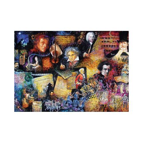 ART Puzzle Musikliebhaber 260 Teile Puzzle Art-Puzzle-5031