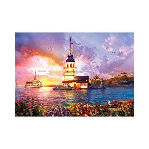 ART Puzzle Maiden's Tower 1000 Teile Puzzle Art-Puzzle-5179