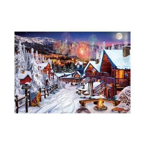 ART Puzzle Winter Fun 1000 Teile Puzzle Art-Puzzle-5183