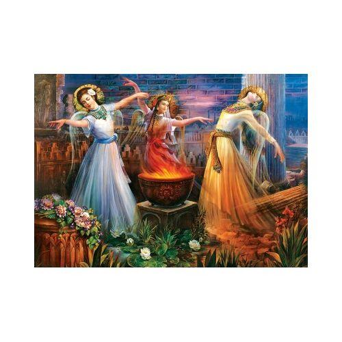 ART Puzzle Fire Dance 2000 Teile Puzzle Art-Puzzle-5470