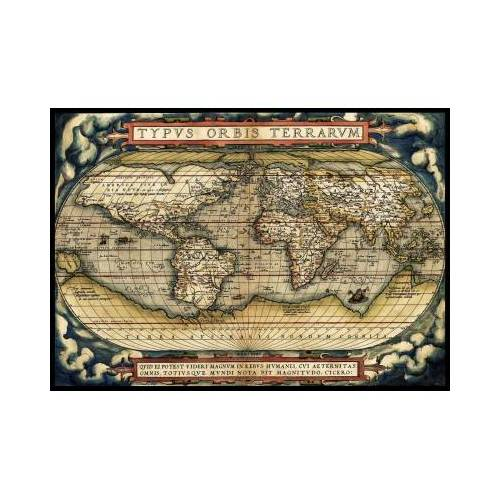 ART Puzzle The First Modern Atlas, 1570 3000 Teile Puzzle Art-Puzzle-5521