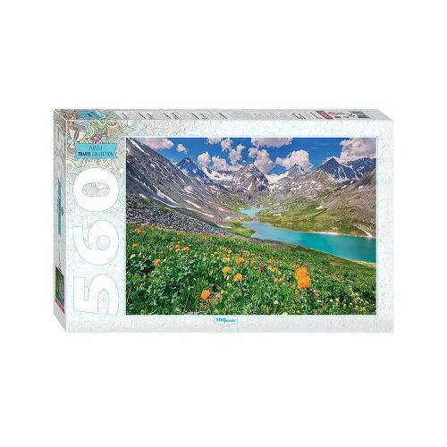 Step Puzzle Altai-Berge 560 Teile Puzzle Step-Puzzle-78095