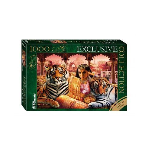 Step Puzzle Gold Series - Indian Princess 1000 Teile Puzzle Step-Puzzle-79517