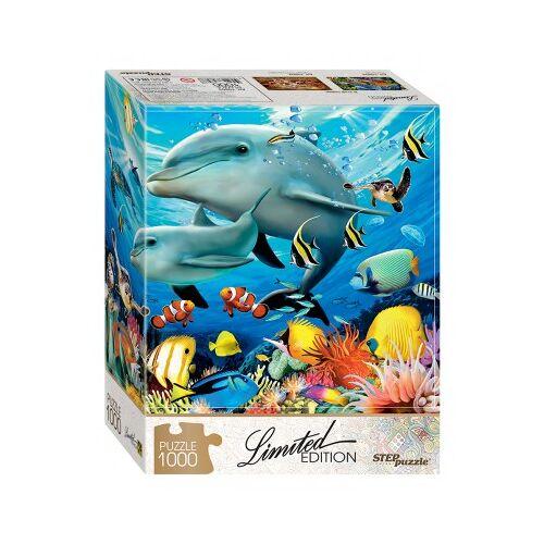 Step Puzzle Unterwasserwelt 1000 Teile Puzzle Step-Puzzle-79803