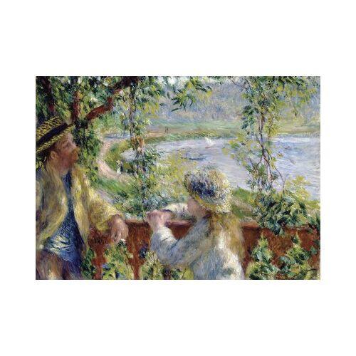 Grafika Kids Renoir Auguste: Près du Lac, 1879 24 Teile Puzzle Grafika-Kids-00186