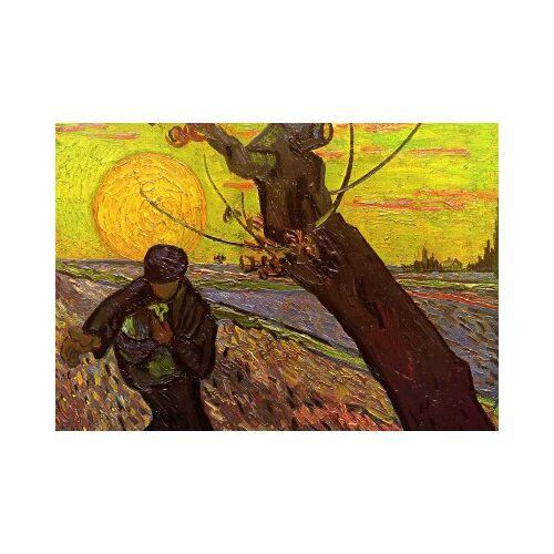 Grafika Kids Van Gogh: Der Säer, 1888 100 Teile Puzzle Grafika-Kids-00419