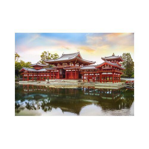 Grafika Kids Byodo-In-Tempel in Kyoto, Japan 100 Teile Puzzle Grafika-Kids-00561