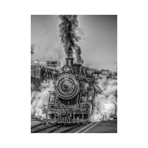 Grafika Kids Dampflokomotive 300 Teile Puzzle Grafika-Kids-00588
