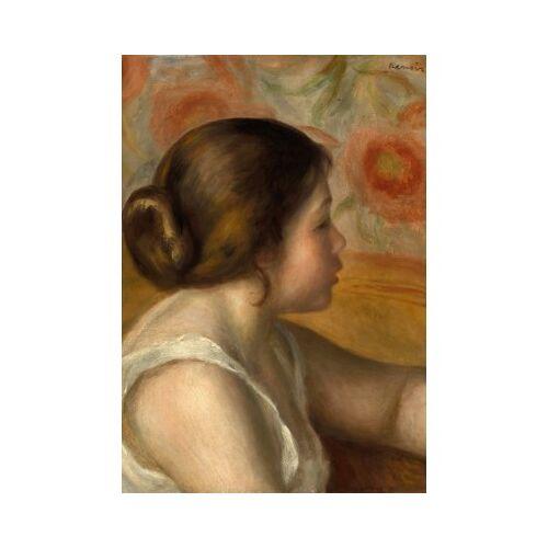 Grafika Kids Auguste Renoir: Head of a Young Girl, 1890 100 Teile Puzzle Grafika-Kids-01330