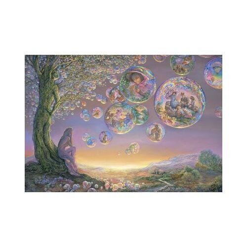Grafika Kids Josephine Wall - Bubble Tree 100 Teile Puzzle Grafika-Kids-01578