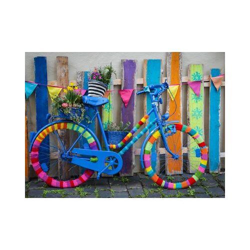 Grafika Kids Mein schönes buntes Fahrrad 300 Teile Puzzle Grafika-Kids-01983