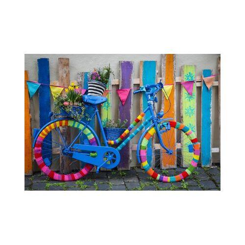 Grafika Kids Mein schönes buntes Fahrrad 100 Teile Puzzle Grafika-Kids-01984