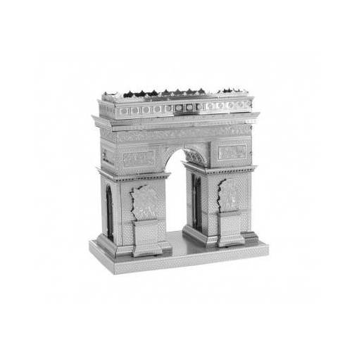 Metal Earth - Iconx 3D Puzzle aus Metall - Arc de Triomphe 40 Teile Puzzle Iconx-ICX-005