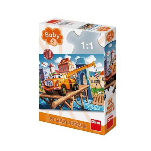 Dino XXL Teile - Baby Puzzle 24 Teile Puzzle Dino-35020
