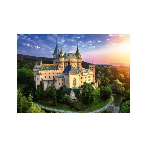 Dino Bojnice Schloss 500 Teile Puzzle Dino-50247