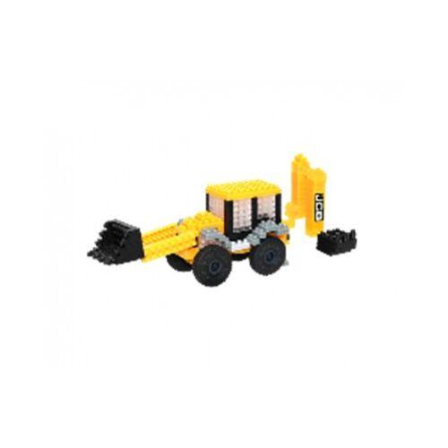 Brixies 3D Nano Puzzle - JCB Baggerlader 273 Teile Puzzle Brixies-38449145