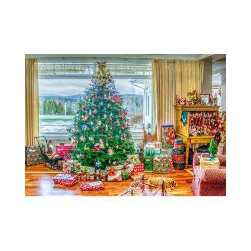 Bluebird Puzzle Christmas at Home 500 Teile Puzzle Bluebird-Puzzle-70019