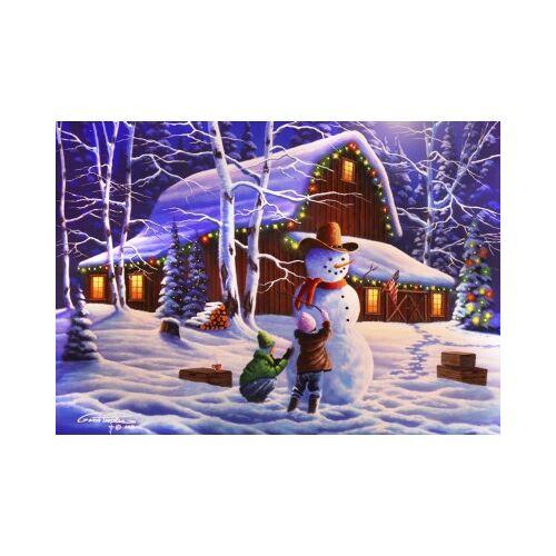 Bluebird Puzzle The Joy of Christmas 1500 Teile Puzzle Bluebird-Puzzle-70098