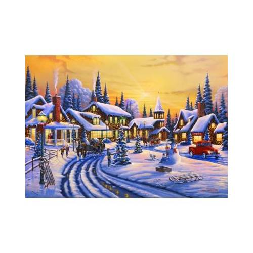 Bluebird Puzzle A Christmas Story 1500 Teile Puzzle Bluebird-Puzzle-70100