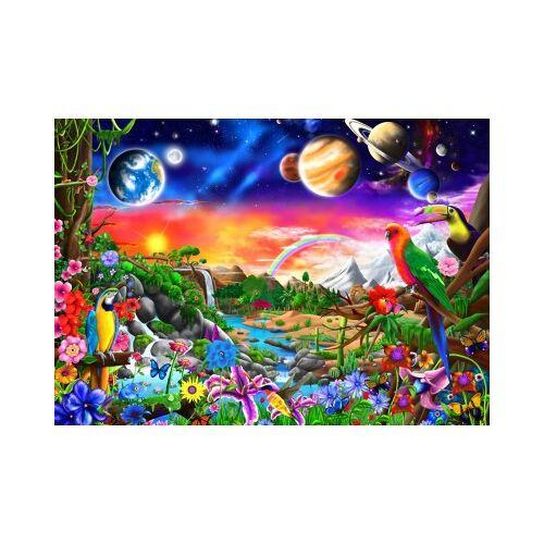 Bluebird Puzzle Cosmic Paradise 1000 Teile Puzzle Bluebird-Puzzle-70151