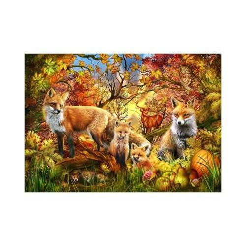 Bluebird Puzzle Spirit of Autumn 1500 Teile Puzzle Bluebird-Puzzle-70165