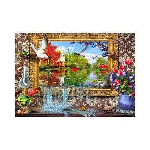 Bluebird Puzzle Picture of Life 1500 Teile Puzzle Bluebird-Puzzle-70191