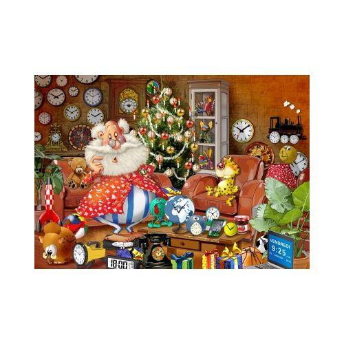 Bluebird Puzzle Christmas Time! 1000 Teile Puzzle Bluebird-Puzzle-70295